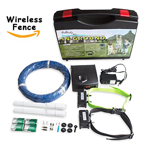 Morpilot High Performance Electronic Pet Fencing System