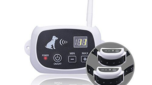 Upgraded Rechargeable Version Wolfwill Waterproof