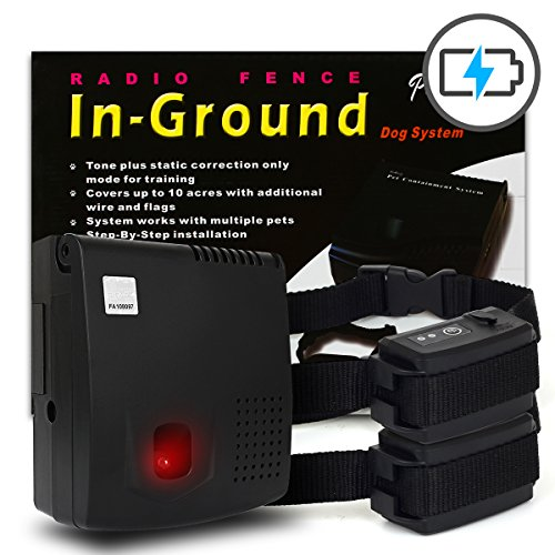 Funace Underground Pet Containment Pet System With Extra
