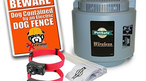 Petsafe Pif 300 Wireless 2 Dog Fence Containment System